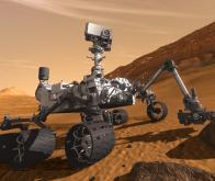 Vie sur Mars : Curiosity a détecté de l'azote sur la planète rouge...