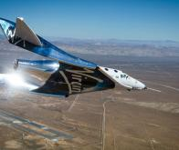 Virgin Galactic a réussi son vol supersonique