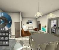 Visitez votre futur appartement en 3D !