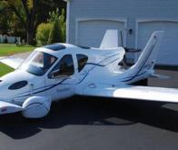 Une voiture-avion vient de recevoir l'autorisation de circuler sur les routes américaines