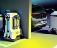 Voiture électrique : Volkswagen prépare un robot autonome qui rechargera les véhicules tout seul