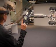 Volkswagen veut concevoir ses prochaines voitures avec HoloLens