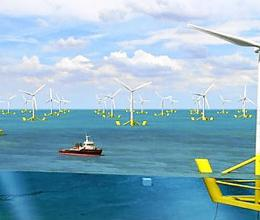 L'arrivée des éoliennes marines géantes et flottantes change la donne énergétique
