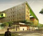 """1er bâtiment tertiaire à énergie positive """"tous usages"""""""