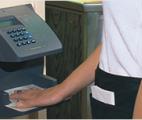 Amazon teste le paiement biométrique par reconnaissance de la main
