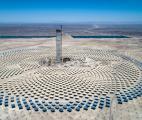 Chili : inauguration de la première centrale solaire thermique d'Amérique Latine