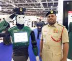 Dubaï : le premier robot fait son entrée dans la police