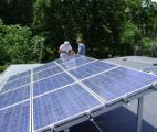 EDF signe son plus grand projet solaire