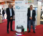 Elodie, nouveau robot mobile à navigation autonome