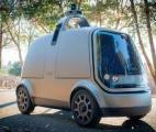 En Arizona, une voiture-robot autonome livre vos courses à domicile