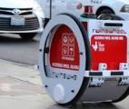 Franprix expérimente des robots Twinswheel pour accompagner ses clients
