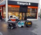 Franprix teste un robot de livraison pour aider à faire les courses