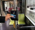 La carte bancaire devient pour la première fois en France un titre de transport