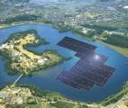 La Chine mise sur le solaire photovoltaïque flottant !