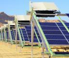 La première centrale solaire autonettoyante au monde !