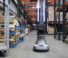 Le MIT met au point un robot autonome de désinfection pour les entrepôts