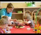 Le passage en crèche est bénéfique pour le développement émotionnel des enfants