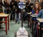 Le premier_robot-lycéen_présenté à Lyon