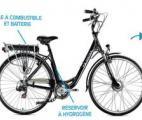 Le premier vélo électrique à hydrogène est français !