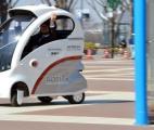 Le robot taxi arrive au Japon !