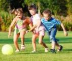 Les enfants actifs auront moins de risque de fracture quand ils grandiront