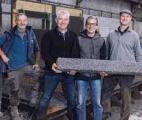Lignoroc, le premier béton de bois à bilan carbone négatif