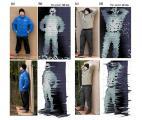 Photographier, à longue distance, en 3D, des objets par infrarouge