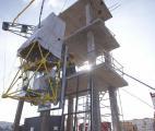 Plus de compétitivité et de sécurité dans la construction grâce aux robots à câble