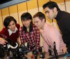 Plus fort que les rayons X : le laser térahertz