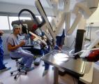 Première mondiale à l'IGR : ablation du sein et reconstruction assistées par robot