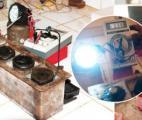 Produire de l'électricité avec de la rouille et de l'eau de mer