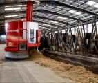 Quand les vaches sont nourries par des robots…