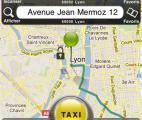 Réservez votre taxi dans toute l'Europe grâce à une application iPhone