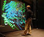 Se promener dans les protéines grâce à la réalité virtuelle…