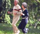 Seniors : quelques minutes d'exercice physique chaque jour sont trés bénéfiques
