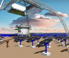 Stem : du sable pour stocker de l'énergie solaire !
