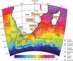 Un courant de l'Océan Indien (le Courant des Aiguilles) pourrait maintenir un climat doux en Europe