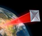 Un nano-vaisseau pour se déplacer à 1/5 de la vitesse de la lumière