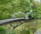Un pont imprimé en 3D à Amsterdam ?