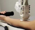Un robot capable de prélever du sang avec une très grande précision