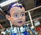 Un robot pour comprendre le comportement des bébés