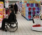 Un robot pour porter vos courses