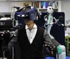Un robot téléguidé sur le modèle d'Avatar