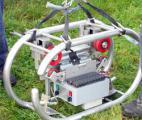 Un robot testé pour l'inspection des lignes à haute tension