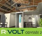 Un système qui stocke l'énergie solaire dans l'eau
