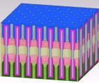 Une micro-batterie à base de nanopores