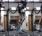 Une prothèse robotique permet aux handicapés de marcher en quelques minutes