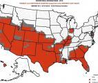 USA : 2012, l'année de toutes les catastrophes climatiques