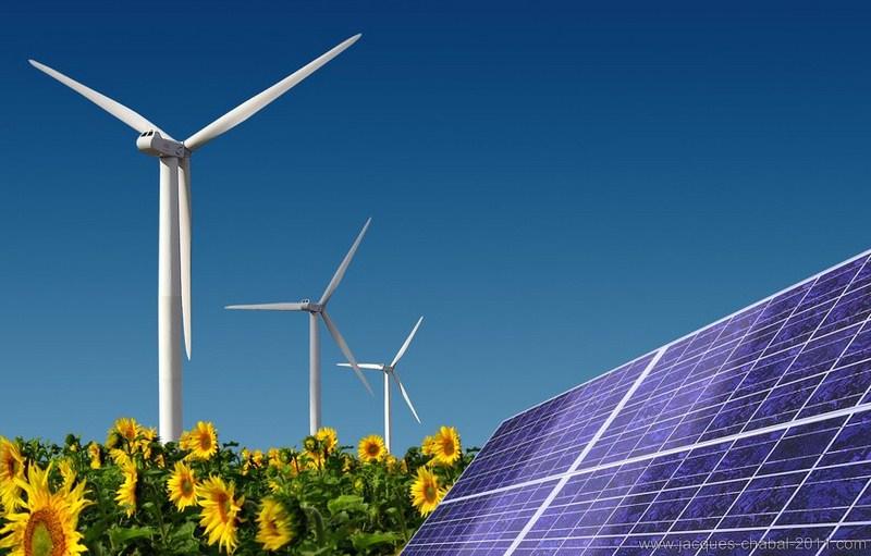 panneau solaire eolienne