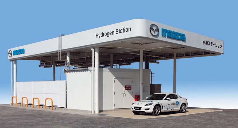 le japon va ouvrir 100 stations hydrog ne en 2015. Black Bedroom Furniture Sets. Home Design Ideas